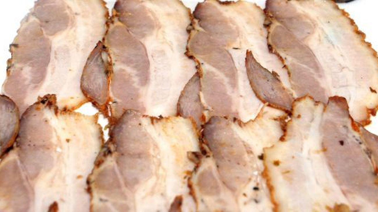 Carne merchada de la marca 'Sabores de Paterna'