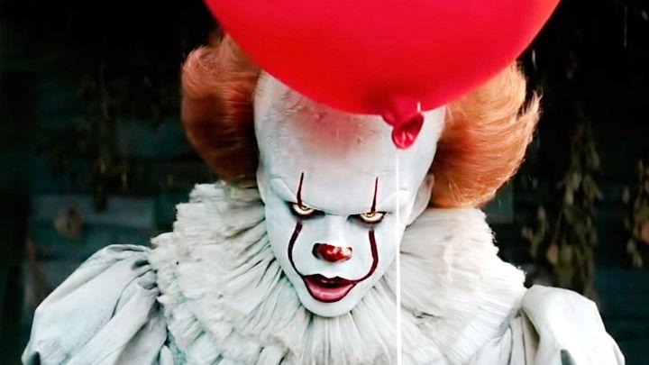 """James McAvoy sobre el payaso de 'IT': """"Es más temible de adulto que de niño"""""""