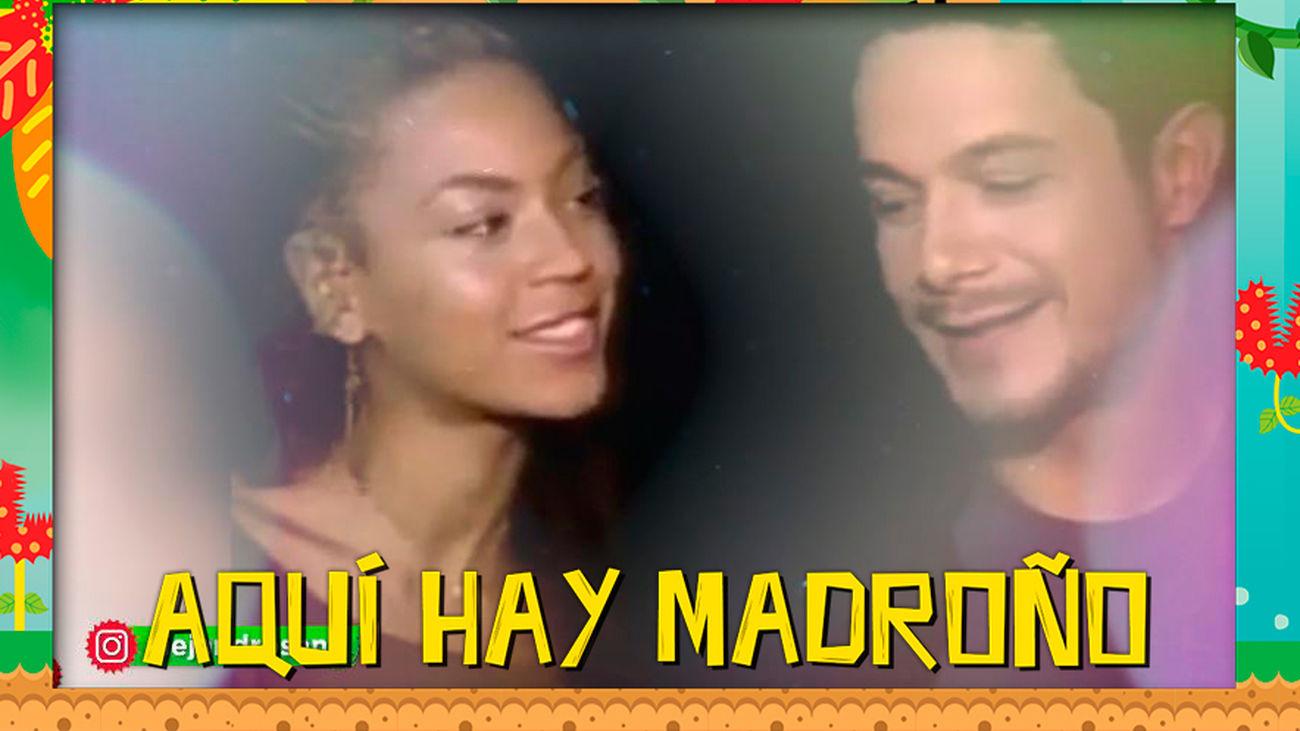 La noche que Beyoncé le hizo ojitos a Alejandro Sanz