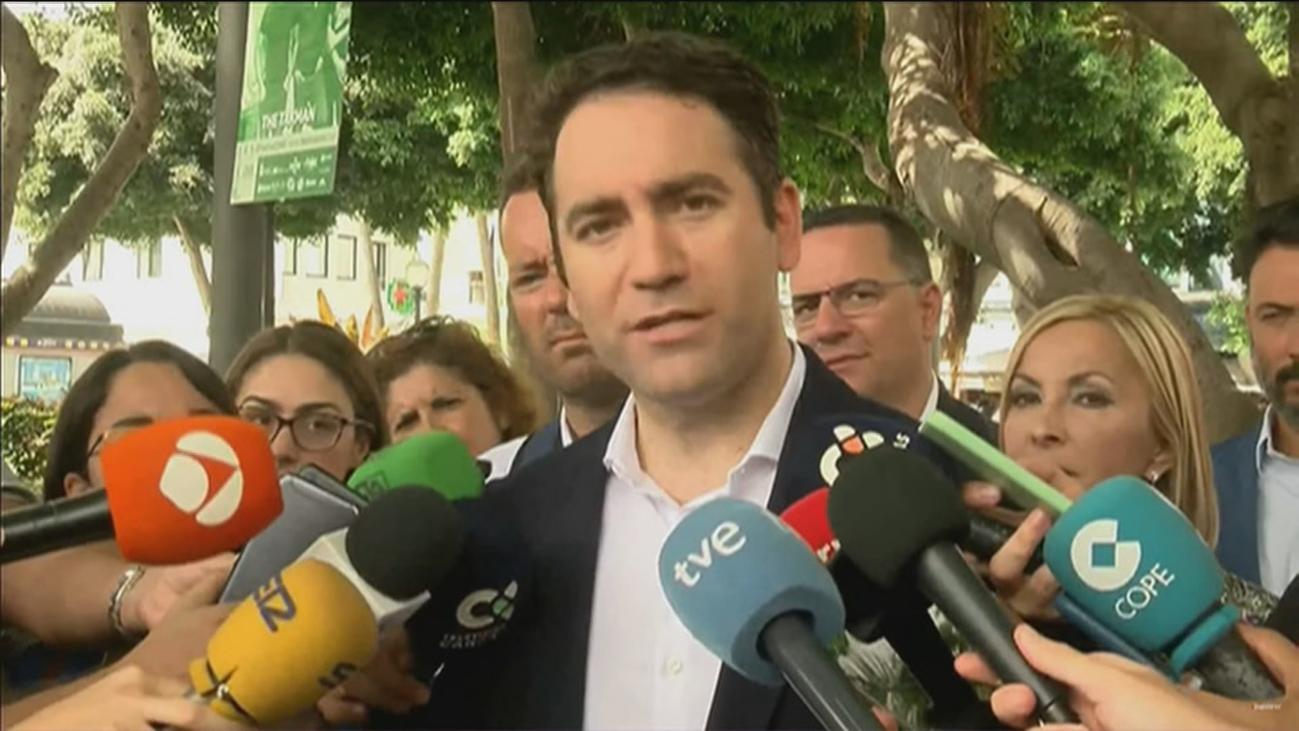 """García Egea dice que Sánchez no negocia con Podemos sino que organiza una """"subasta"""" de cargos"""