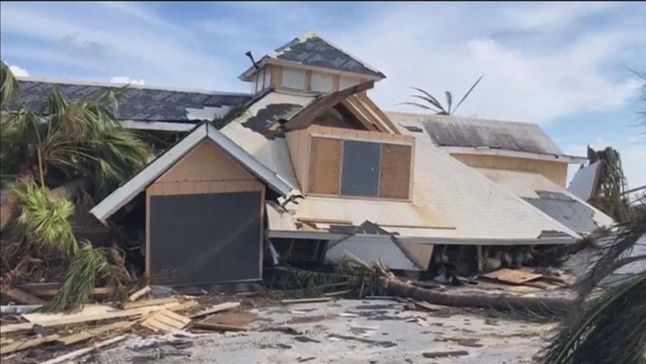 El huracán Dorian ya ha dejado cuatro muertos en Estados Unidos