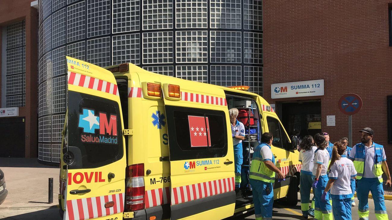 Herido grave un hombre tras ser apuñalado en Alcalá de Henares