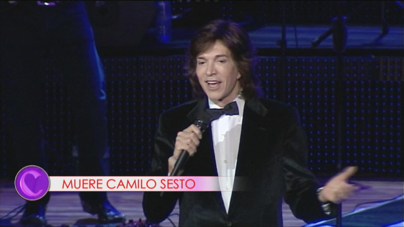 Camilo Sesto, una vida de éxitos profesionales y de retos personales