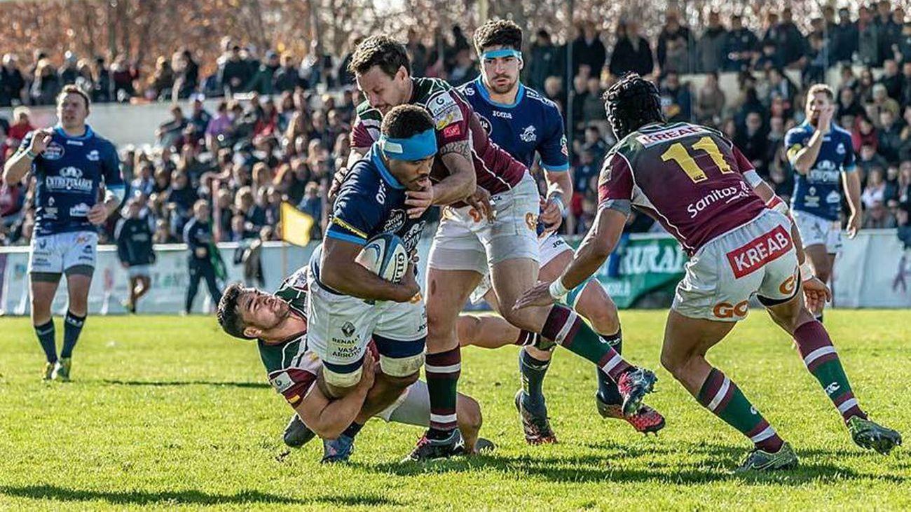 El Lexus Alcobendas Rugby a por la Supercopa