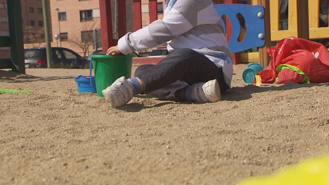 Un pequeño de 11 meses se intoxica con éxtasis en un parque de Getafe