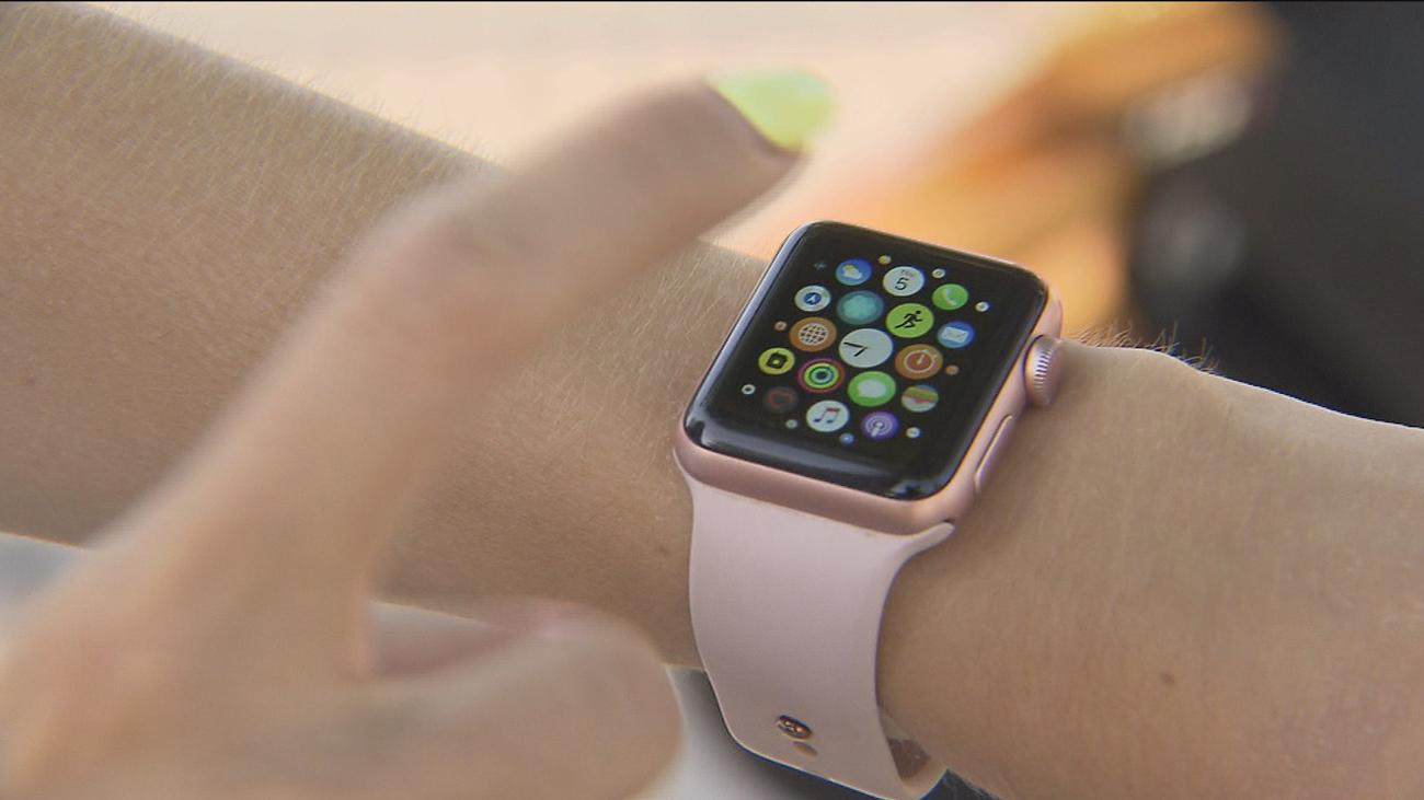 Los relojes inteligentes desplazan a los tradicionales