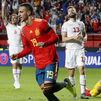 Rodrigo, Fornals, Carlos Soler y Brais se suman a la Selección
