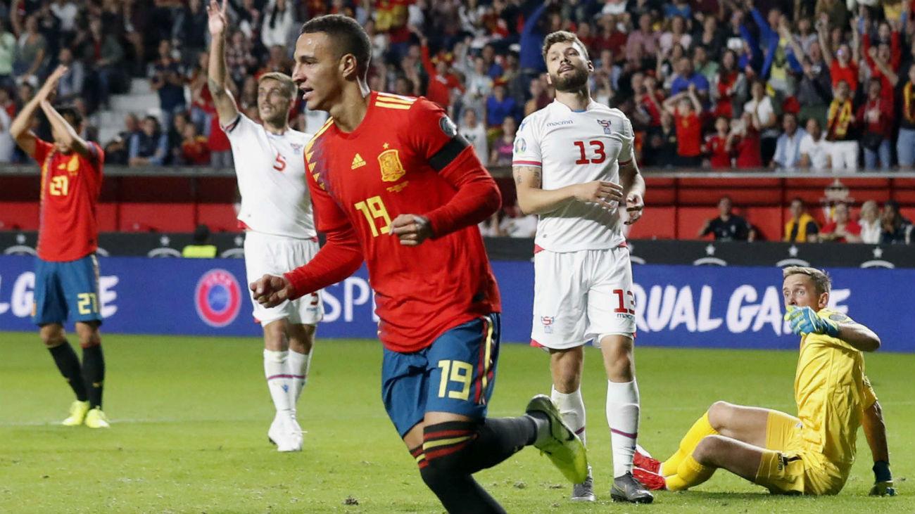 Rodrigo, Albiol, Fornals, Carlos Soler y Brais se suman a la Selección