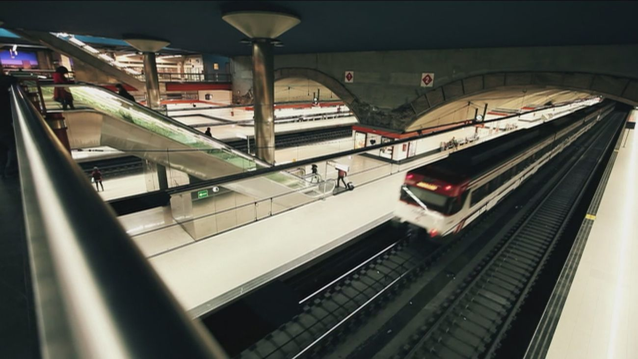 Adif comienza esta noche las obras de mejora de las vías de Cercanías entre Atocha y San Fernando de Henares