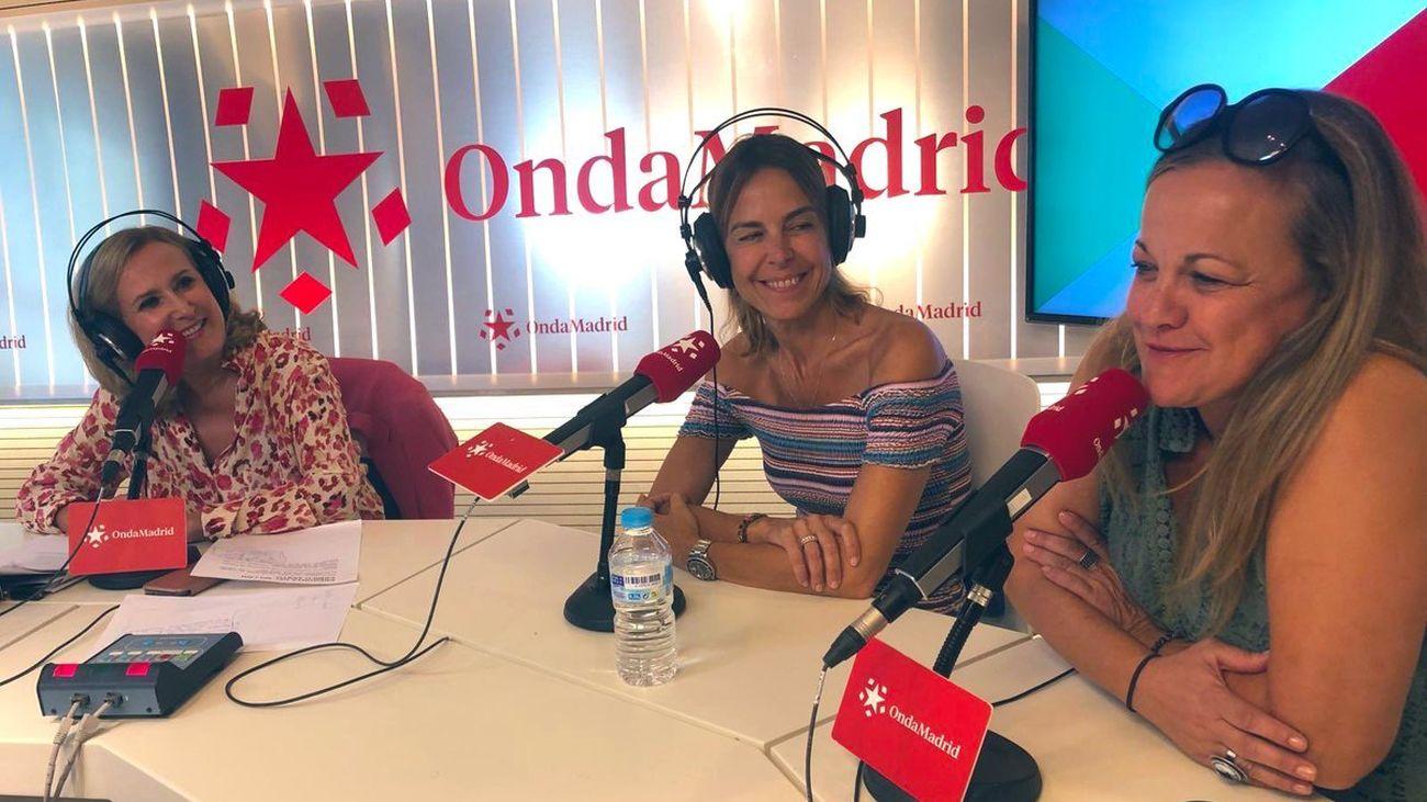 Blanca Oteyza y Ángeles Martín nos presentan la obra de teatro 'Cuidados Intensivos'