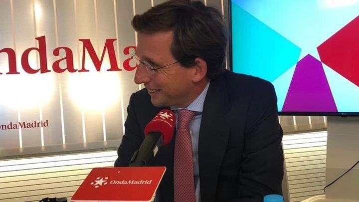 """Martínez-Almeida: """"Peatonalizar la Puerta del Sol no es mi Madrid Central"""""""