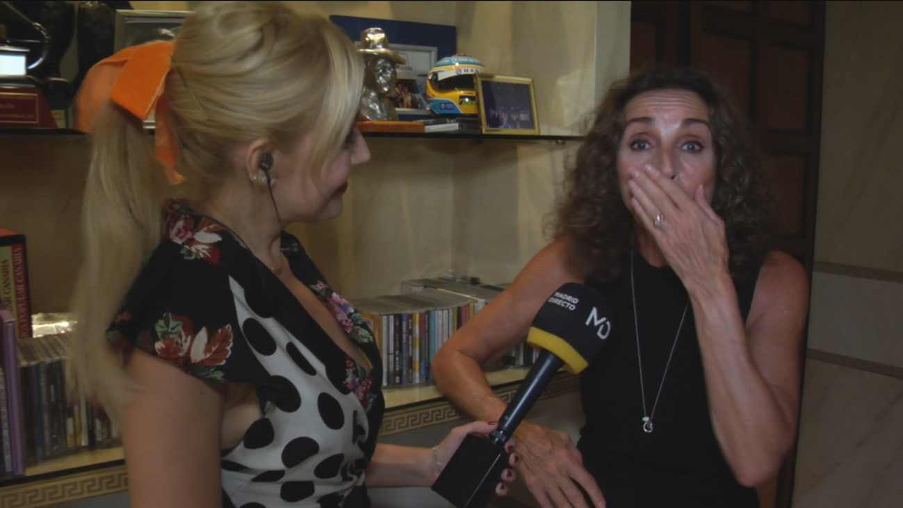 Ana Belén pondrá 'Vida' a las fiestas de Móstoles
