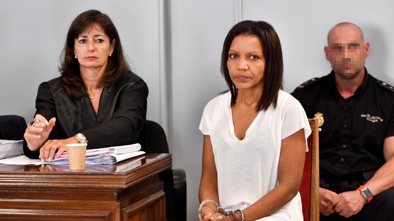 Ana Julia Quezada sorprende con su cambio de imagen en el inicio del juicio del 'caso Gabriel'