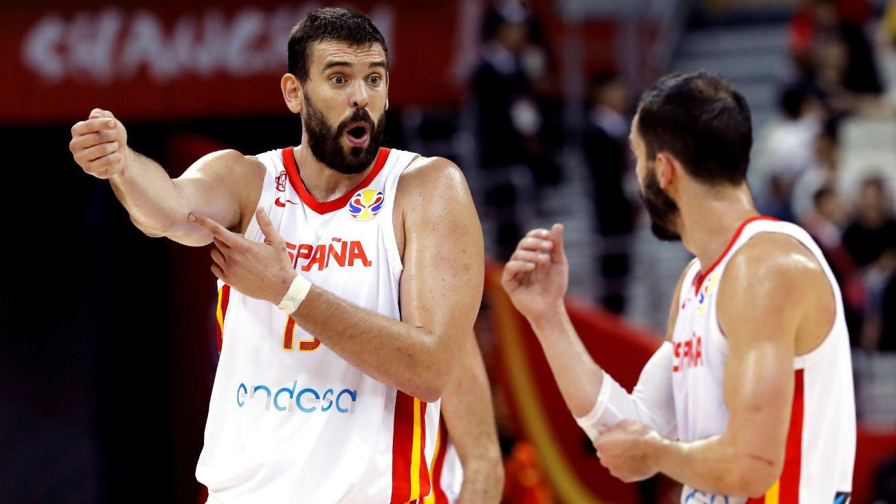 90-78. España ya está en semifinales del Mundial
