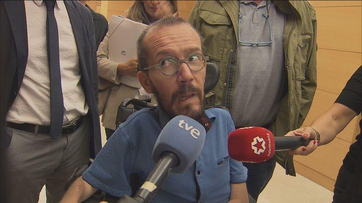 """El PSOE y Unidas Podemos coinciden en que España está """"abocada"""" a otras elecciones"""