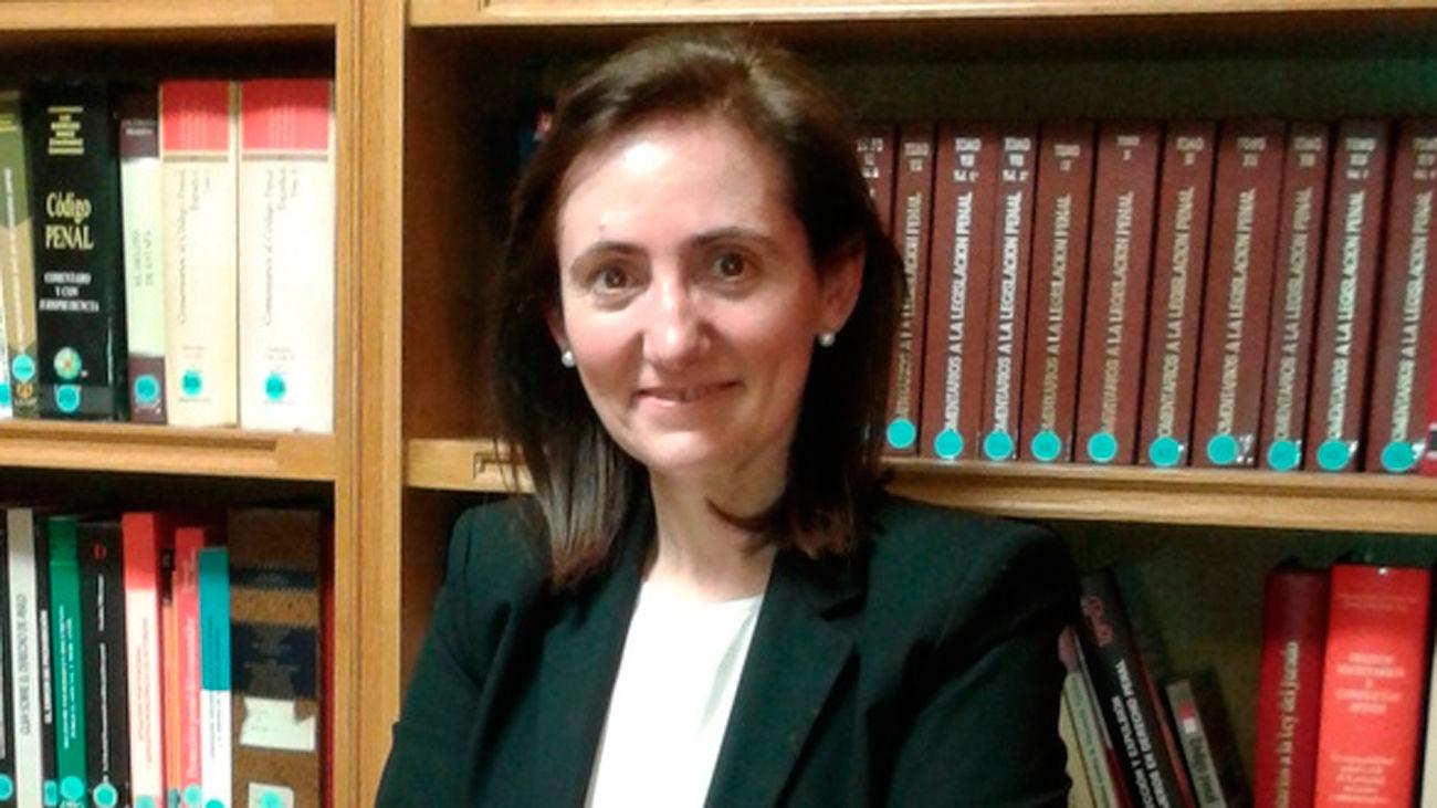 Rosana Pérez Gurrea, experta en derecho hipotecario