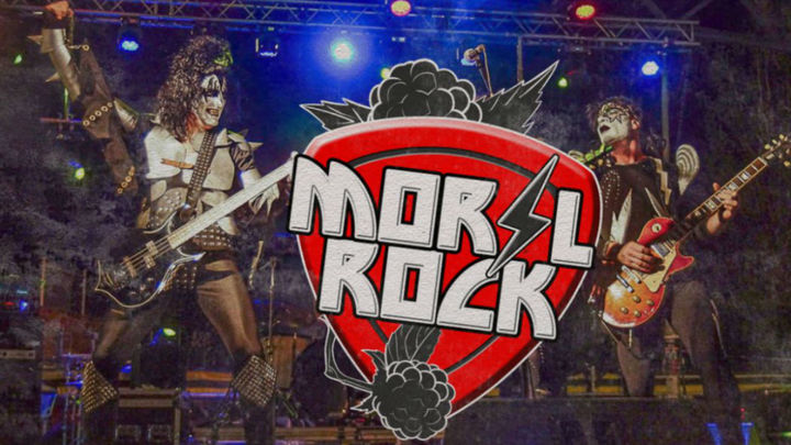 La banda 'Kiss of Death', cabeza de cartel del festival MoralRock
