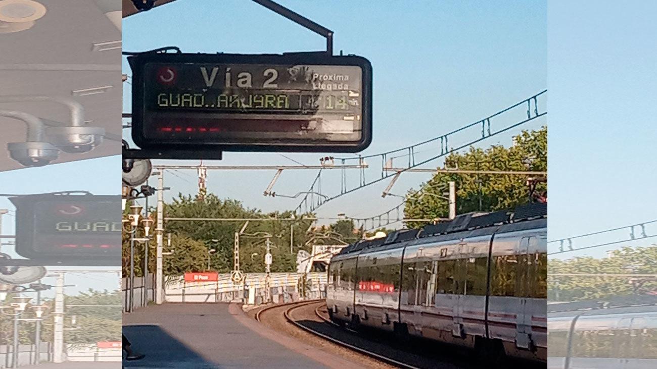 Una avería en Chamartín provoca demoras en los trenes con destino a Alcalá de Henares y Guadalajara