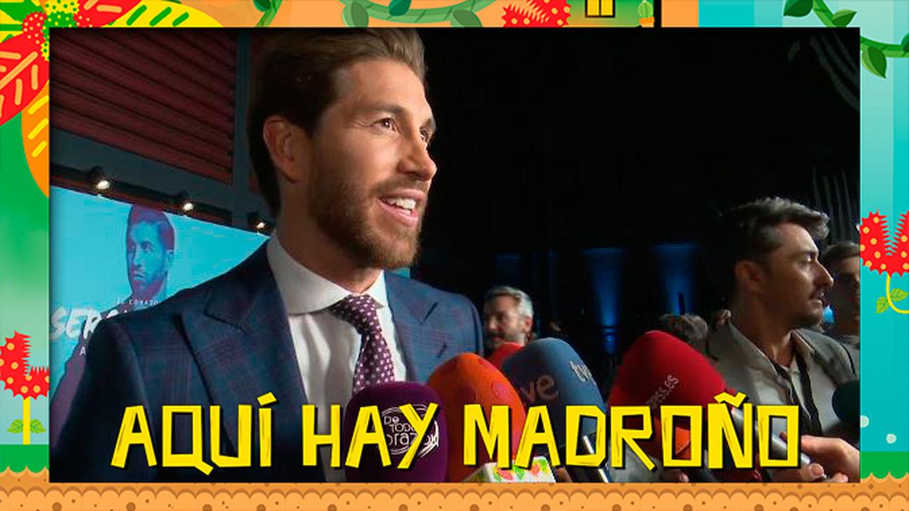 El segundo día más esperado para Sergio Ramos y Pilar Rubio, tras su boda