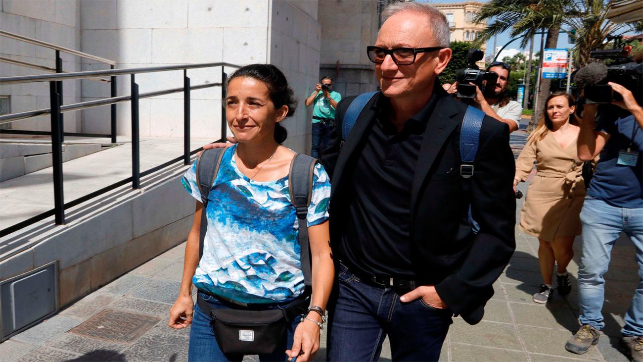 La madre de Gabriel declara sin biombo ante la autora confesa de la muerte de su hijo