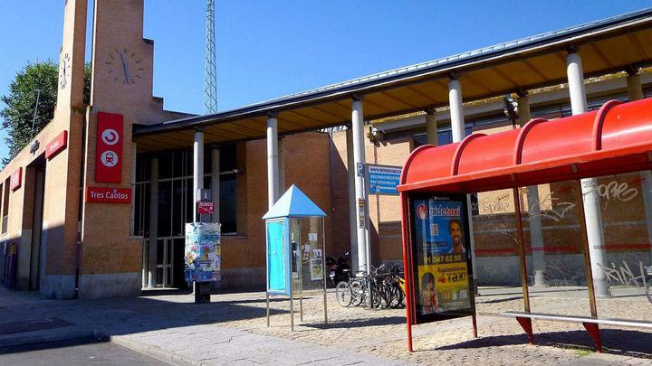 El alcalde de Tres Cantos reclama a Adif un nuevo apeadero de Cercanías