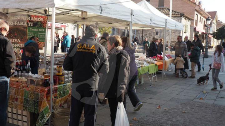Torrelodones acoge este domingo el mercadillo ecológico 'Life Market'