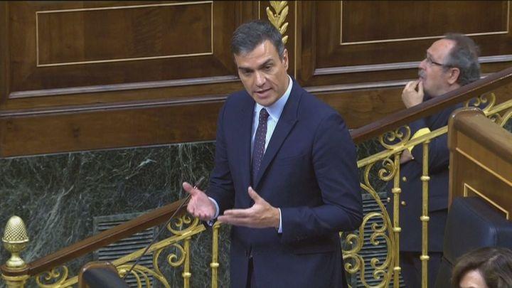 Los madrileños volverían a confiar en Pedro Sánchez en las elecciones generales, según el CIS