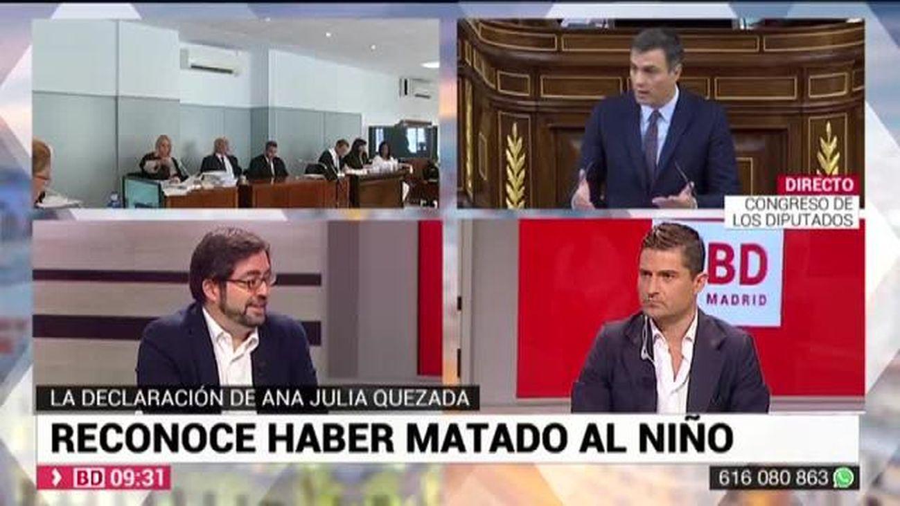Buenos Días Madrid 11.09.2019 (08:30-10:00)