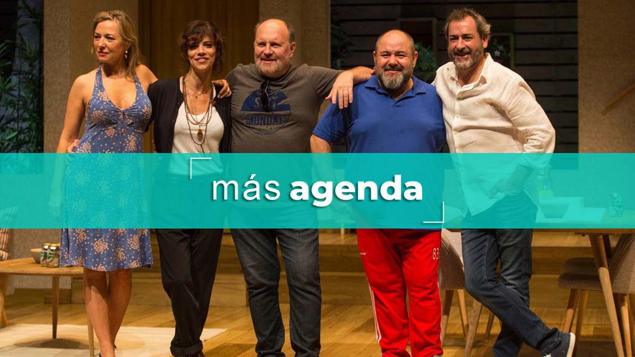 La agenda alternativa: con Maribel Verdú, Izal y el Coca-Cola Music Experience