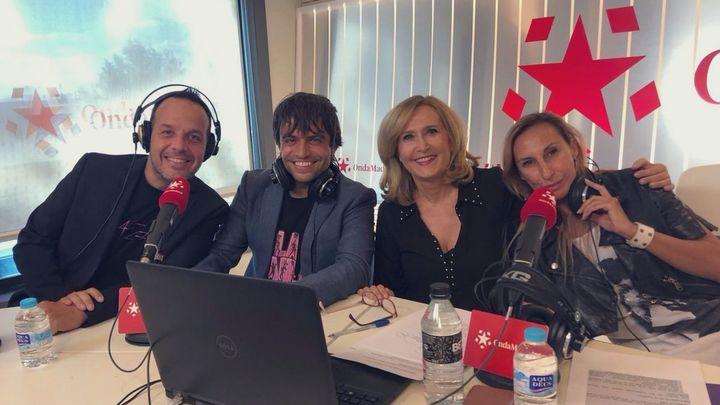 Àngel Làcer, Manu Guix y Miryam Benedited nos presentan su nuevo proyecto: 'La jaula de las locas'