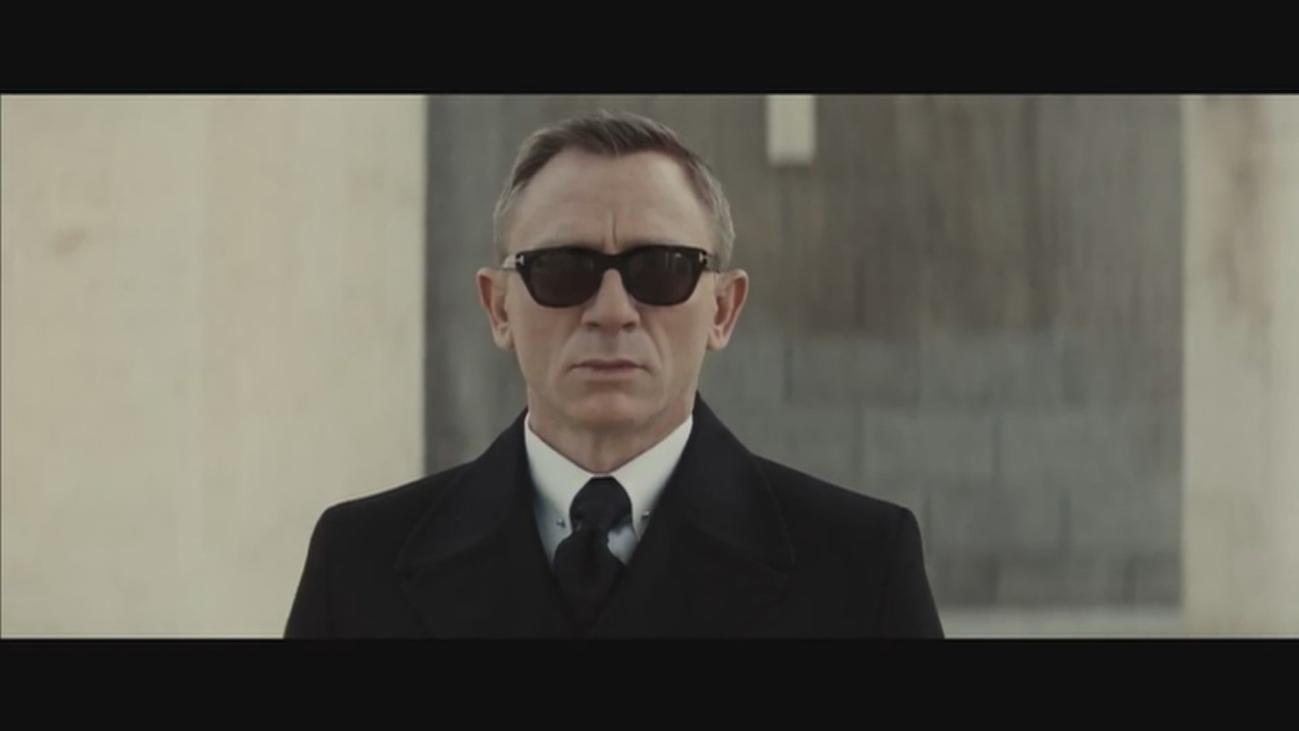 James Bond vuelve para protagonizar su película número 25