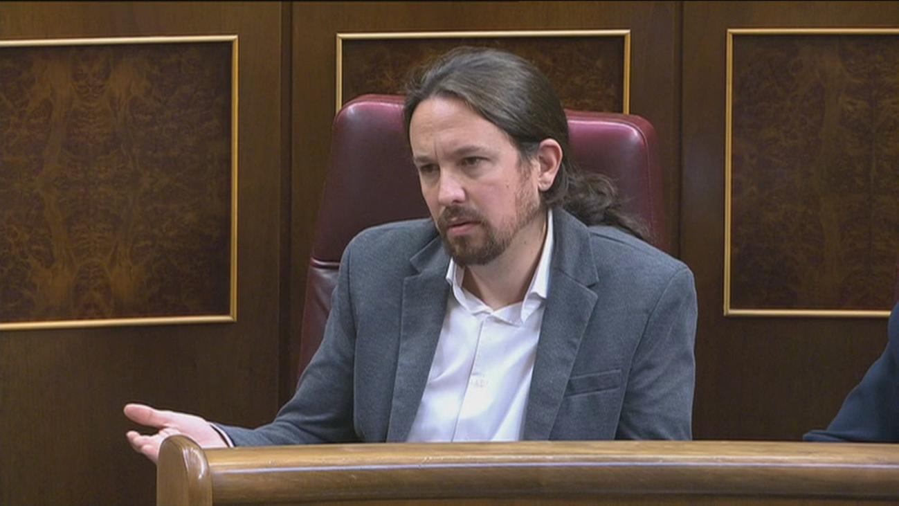 Sánchez rechaza el vis a vis que le propone Iglesias
