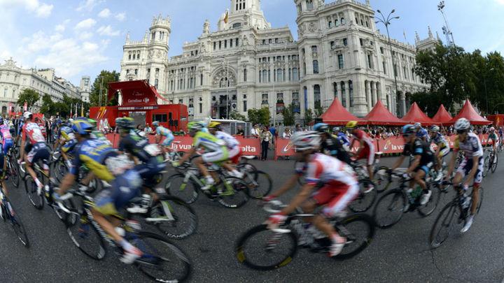 Estos son los cortes de tráfico en Madrid el domingo por la llegada de la Vuelta