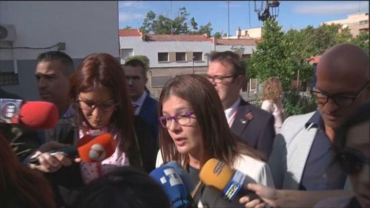 La alcaldesa de Móstoles no contratará a su hermana tras las críticas de la última semana