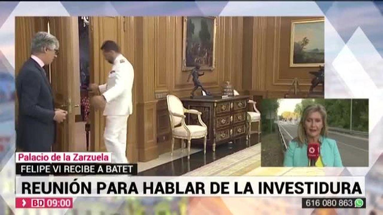 Buenos Días Madrid 12.09.2019 (08:30-10:00)