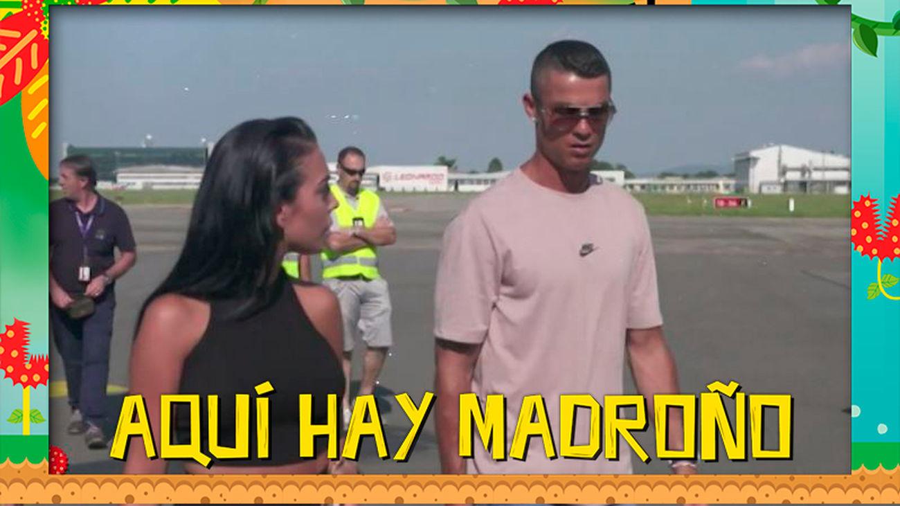 Cristiano y Georgina y el look de pareja que les ha costado más de 118.000€