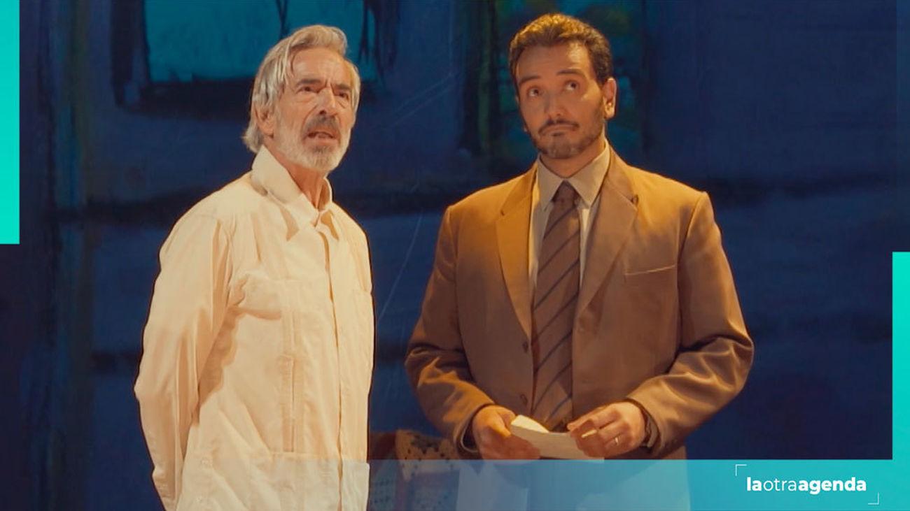 ¿Quieres ver a Imanol Arias en el teatro?