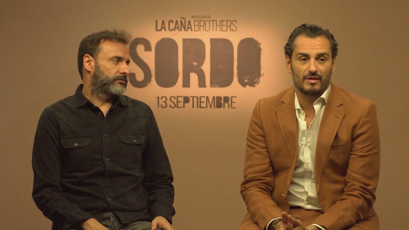 Asier Etxeandia se estrena como protagonista en 'Sordo', una película ambientada en la posguerra