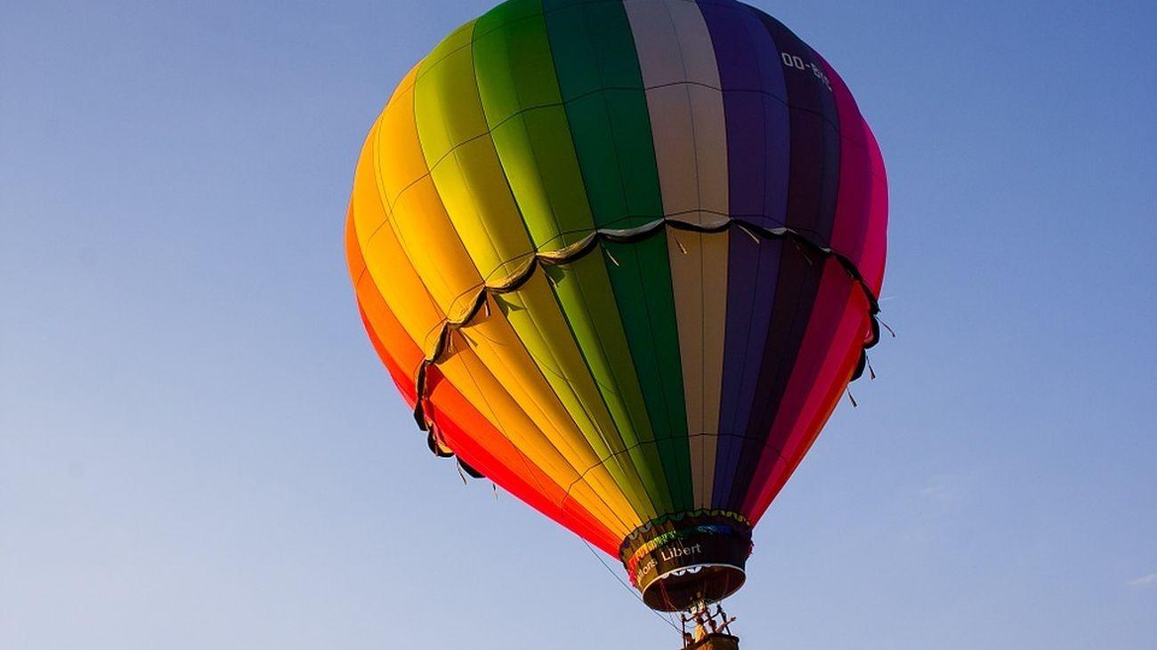 Profesiones: Piloto de globo aerostáticos