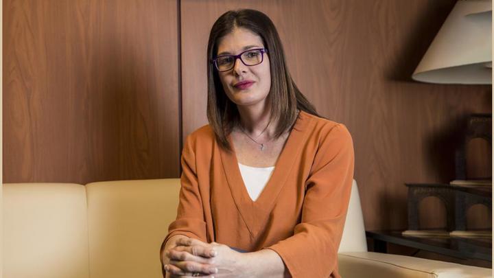La alcaldesa de Móstoles y la protección desde Moncloa
