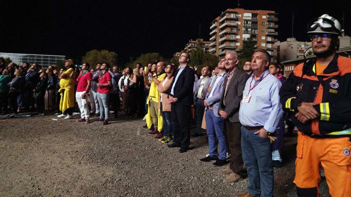 La lluvia obliga a cambios en las fiestas de los municipios madrileños