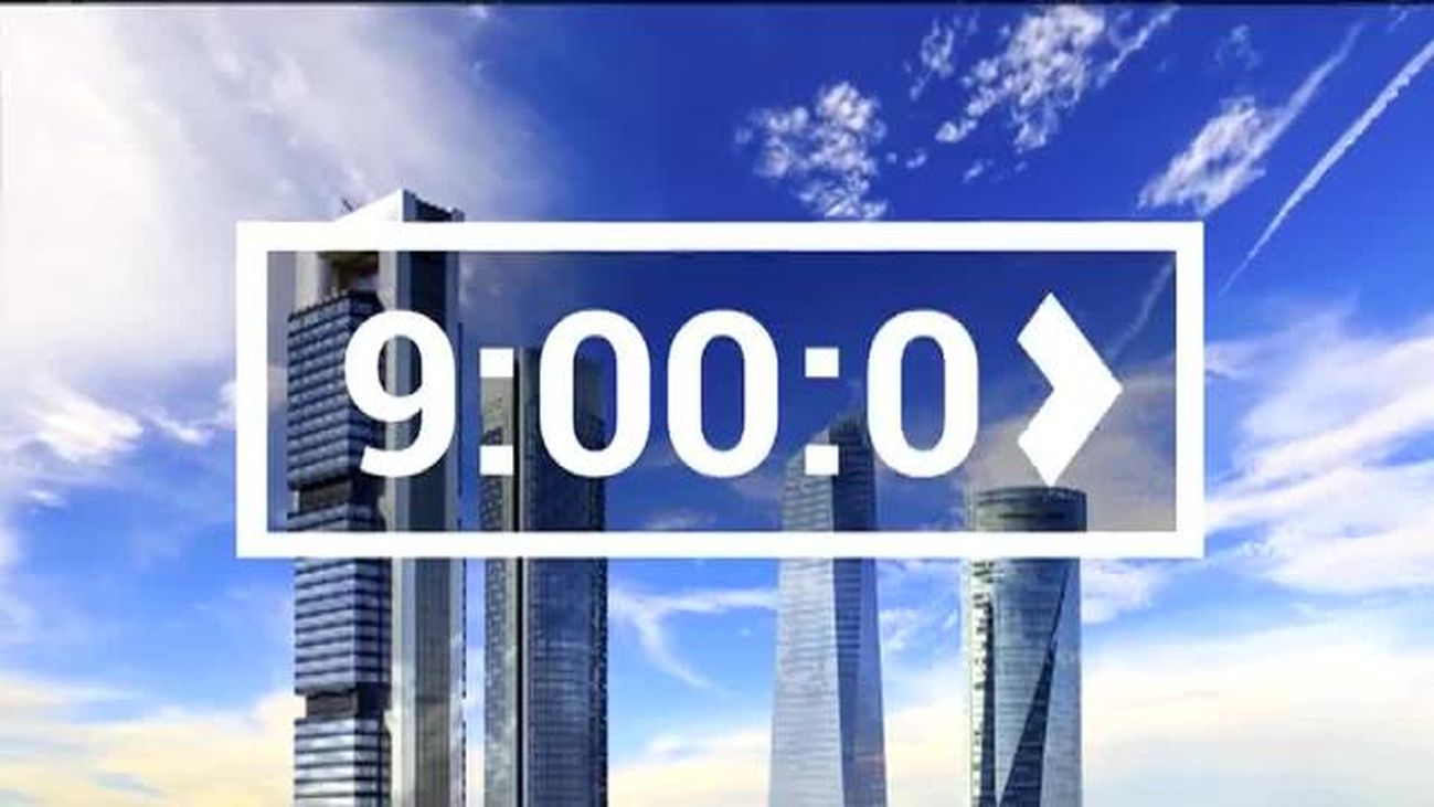 Buenos Días Madrid 13.09.2019 (08:30-10:00)