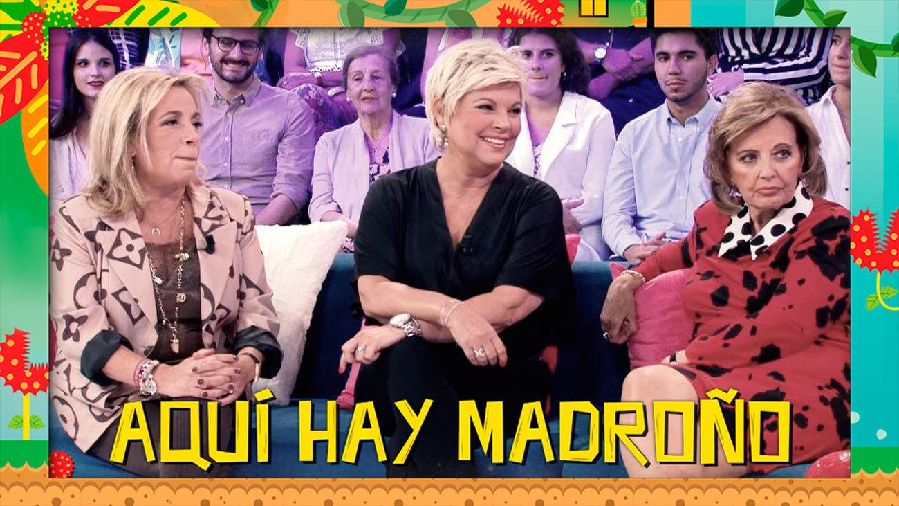 Un adelanto en exclusiva: Las Campos se sinceran con Toñi Moreno en 'Aquellos Maravillosos Años'