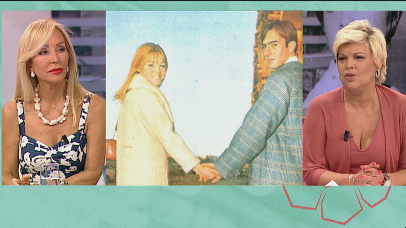 El  matrimonio sin pasión con Carlos Goyanes