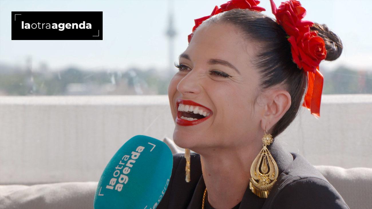 Natalia Jiménez nos presenta su nuevo disco 'México de mi corazón'