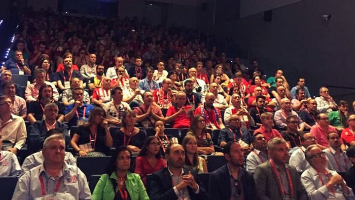 Las peñas del Atlético celebrarán su asamblea