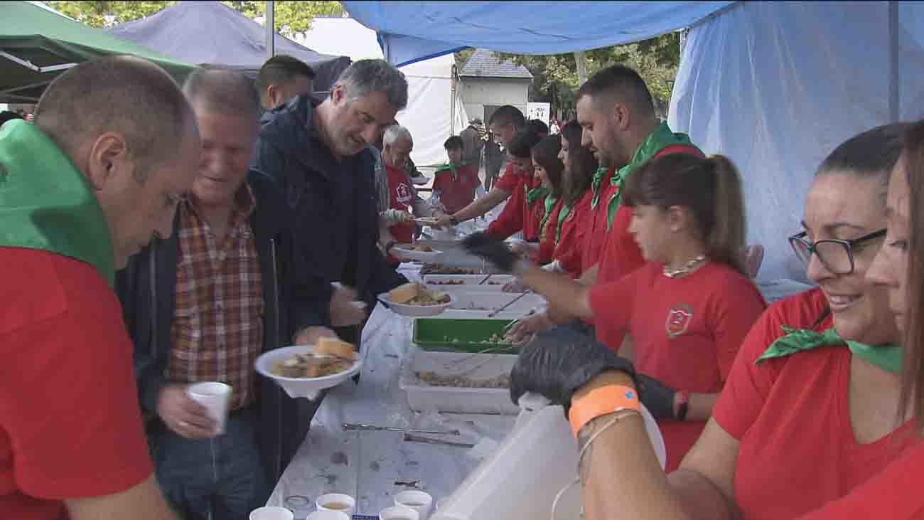 Móstoles celebra sus fiestas patronales con encierros y cocido