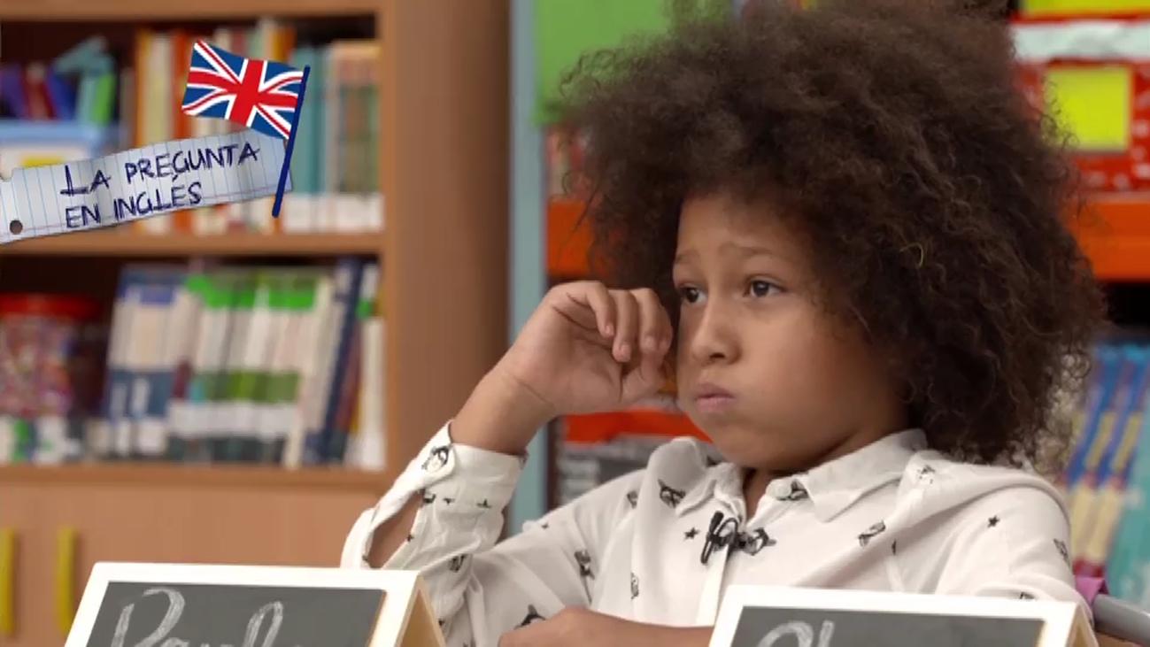 El nivel de inglés de Santiago Segura, sorprende a todos los niños