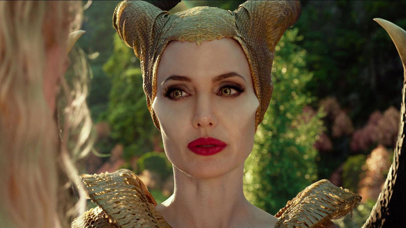 "Angelina Jolie vuelve a la gran pantalla con ""Maléfica: maestra del mal"""