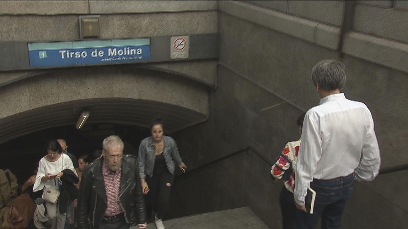 '33 estaciones', homenaje al metro de Madrid